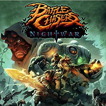 Battle Chasers: Nightwar nu beschikbaar!