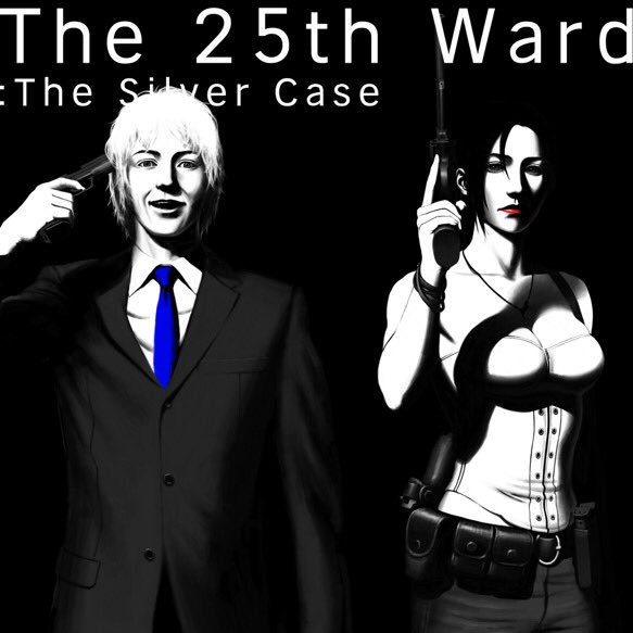The 25th Ward: The Silver Case toont een beetje gameplay