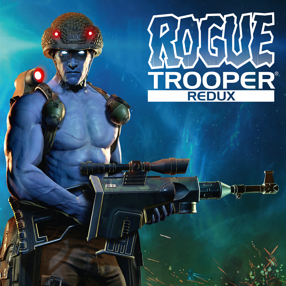 Rogue Trooper Redux 101-Trailer