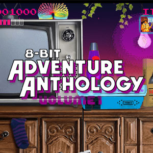 8 Bit Adventure Anthology lanceert een interactieve website