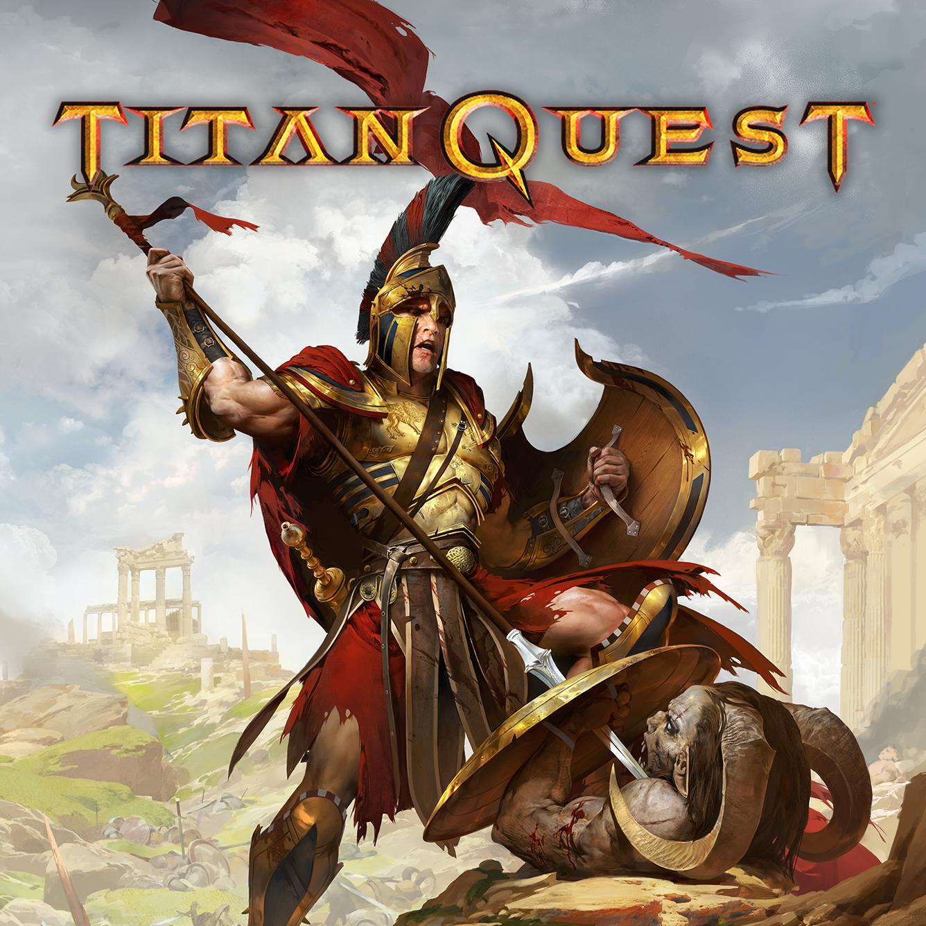 Titan Quest is nu beschikbaar!