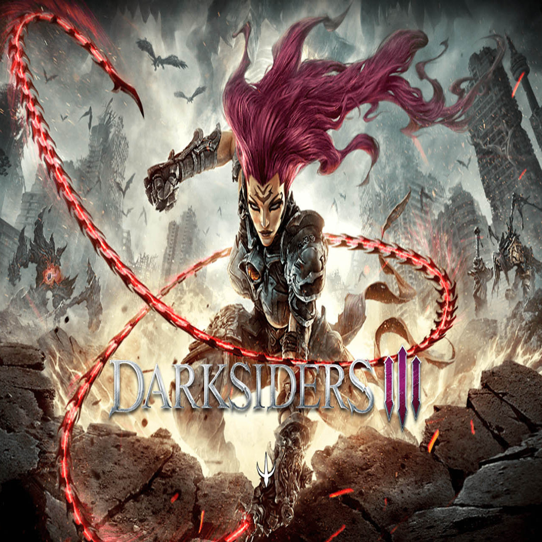 Darksiders 3 is er met zijn accolade trailer!