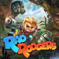 Rad Rodgers komt in februari naar PlayStation 4 en Xbox One