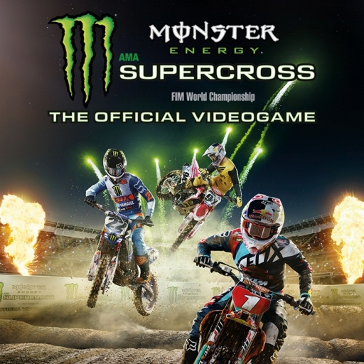 Monster Energy Supercross - Compound is nu verkrijgbaar