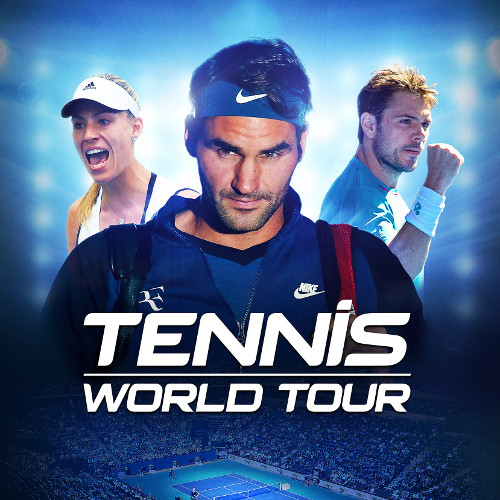 Releasedatum en officieel packshot van Tennis World Tour onthuld