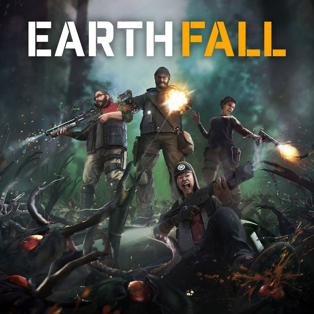 Ook een E3 trailer voor Earthfall!