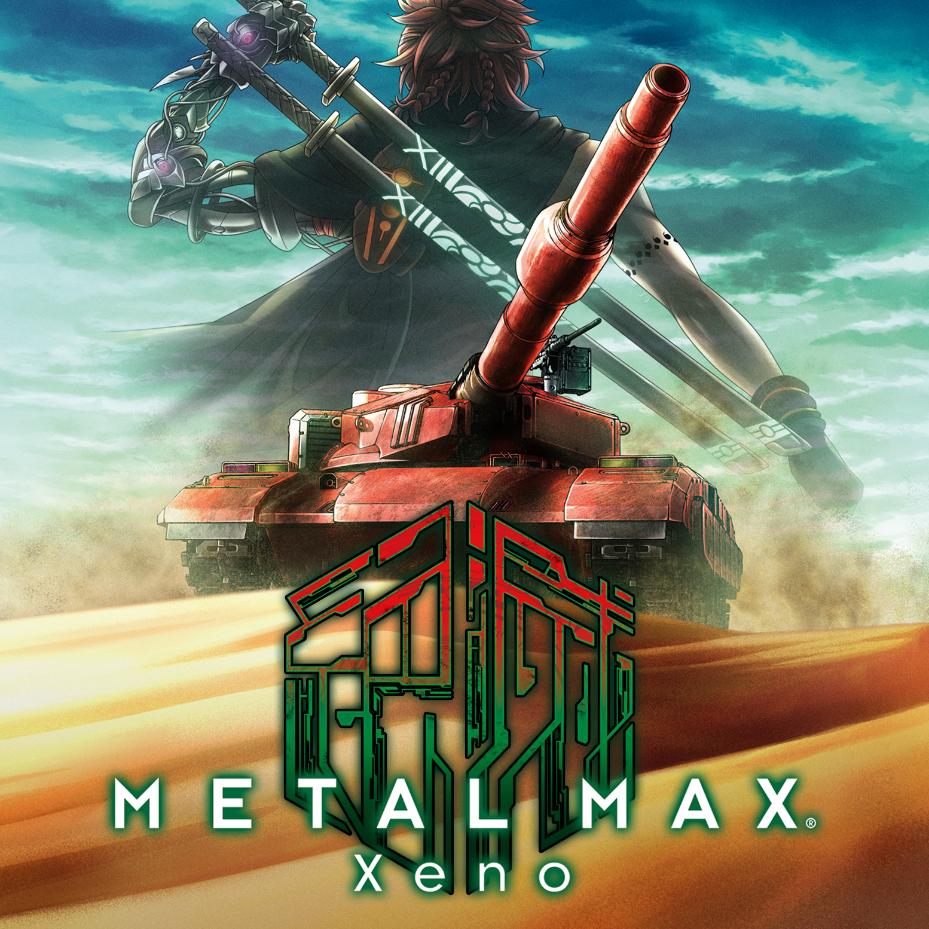 Metal Max Xeno komt naar PS4