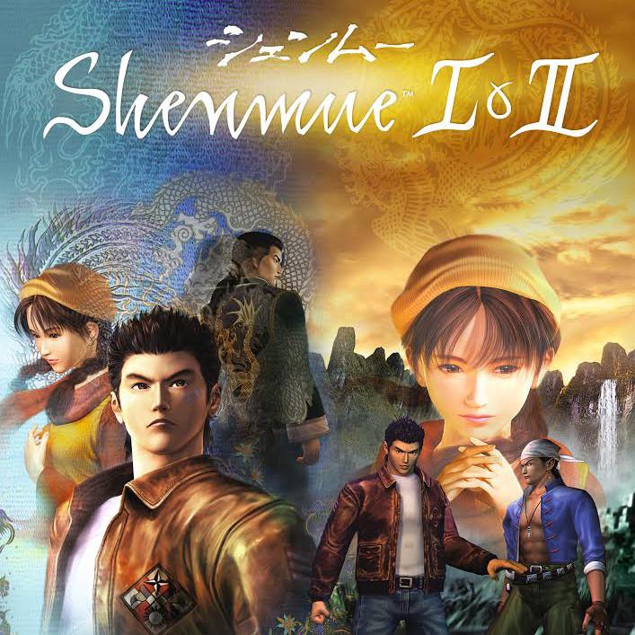 Shenmue I en II aangekondigd!