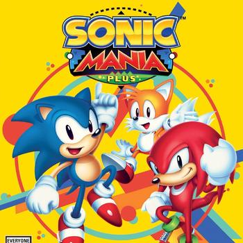 Sonic Mania Plus sprint 17 juli naar de winkels!