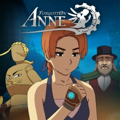 Review: Forgotton Anne