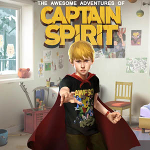 The Awesome Adventures Of Captain Spirit is nu gratis te downloaden