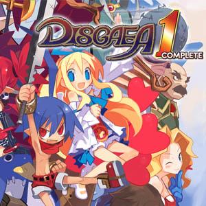 Disgaea 1 Complete nu beschikbaar!