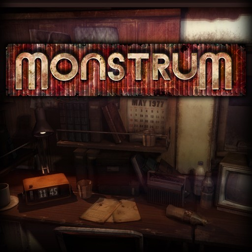 Monstrum is nu ook fysiek beschikbaar!
