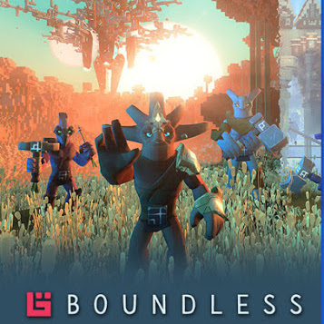 Boundless is nu verkrijgbaar!