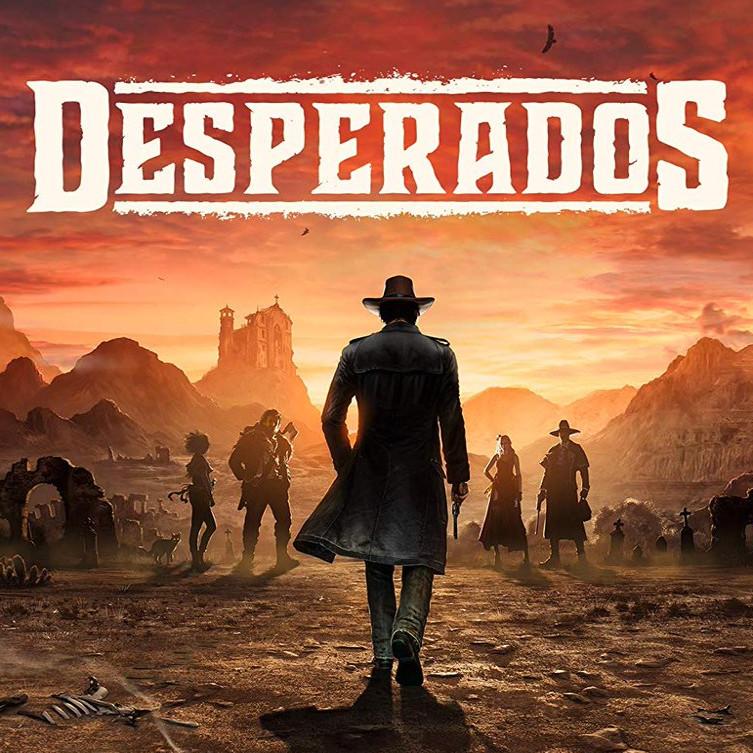 Desperados III aangekondigd