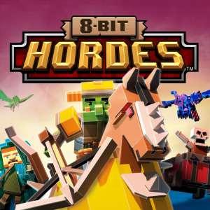 8-Bit Hordes nu uit voor PlayStation 4!