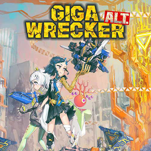 GIGA WRECKER Alt. komt ook naar onze consoles!
