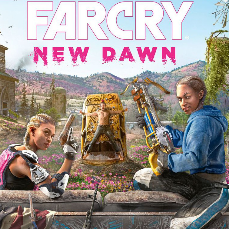 Far Cry New Dawn is nu verkrijgbaar!