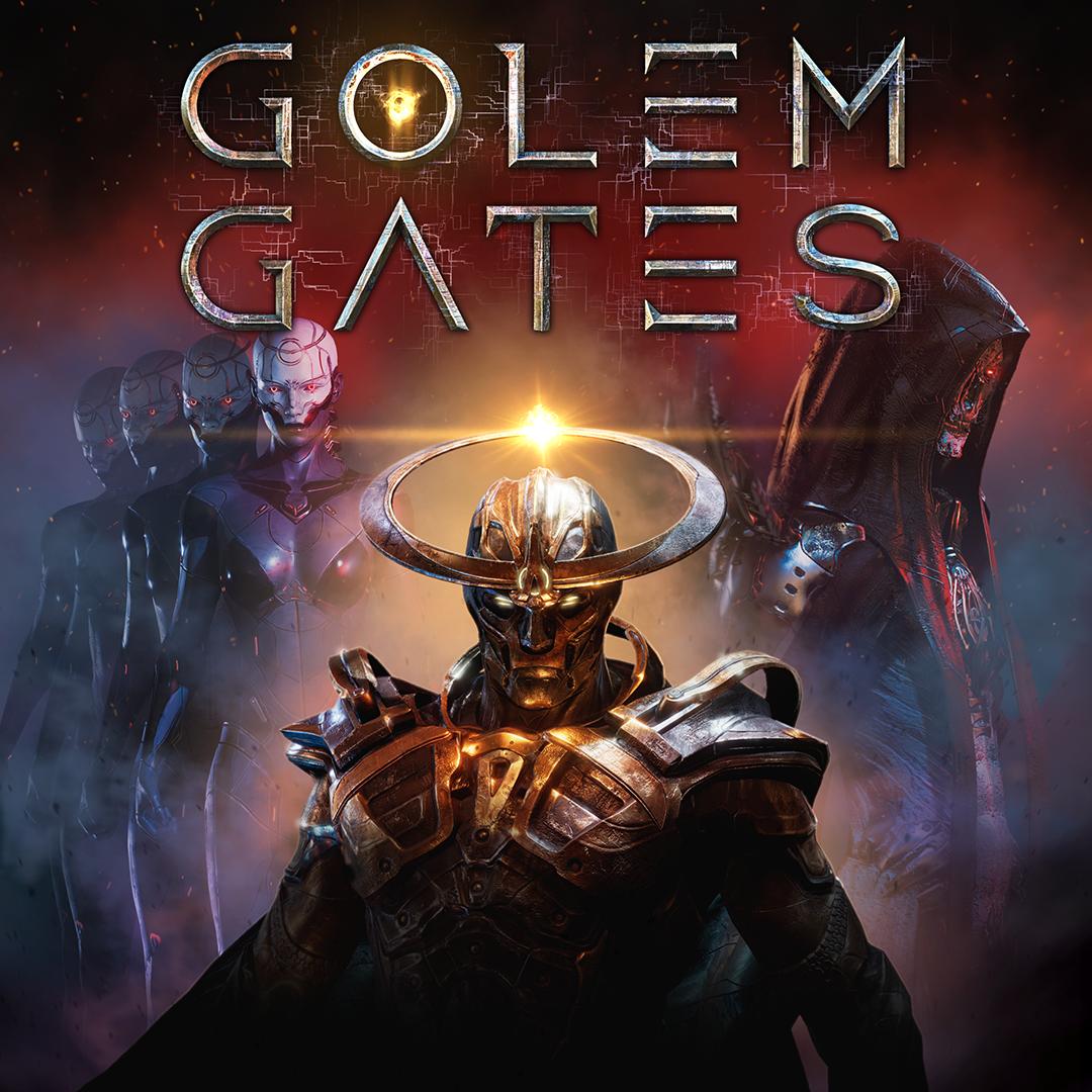 Het strategiespel Golem Gates is nu ook beschikaar!