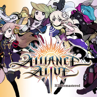 The Alliance Alive HD Remastered aangekondigd!