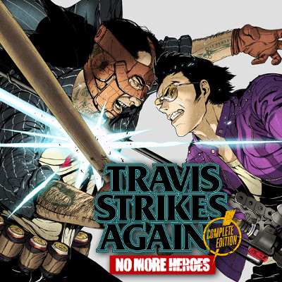 Travis Strikes Again: No More Heroes Complete Edition komt naar PS4 in oktober!