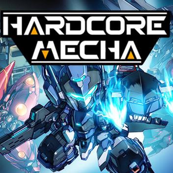 HARDCORE MECHA nu beschikbaar!