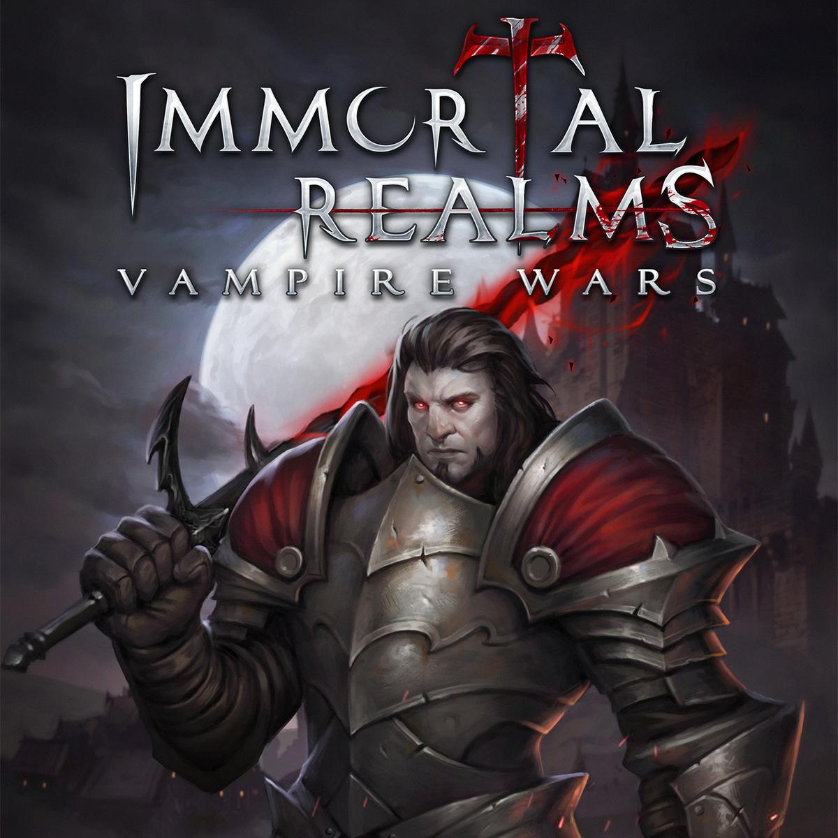 Nieuwe developer diary voor Immortal Realms: Vampire Wars!