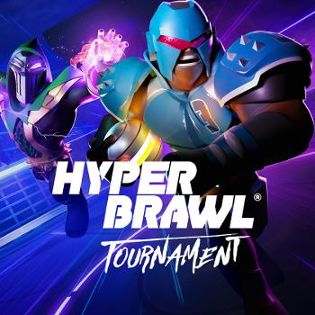Nieuwe trailer voor Hyperbrawl Tournament!