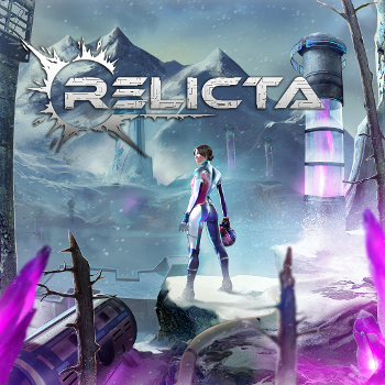 Verken een mysterieuze maanbasis in Relicta