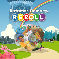 Kruip terug achter de bal met Katamari Damacy REROLL
