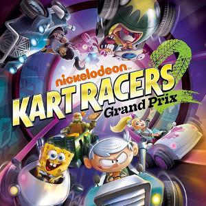 Knettergekke racegame met jouw favoriete Nickelodeon personages!