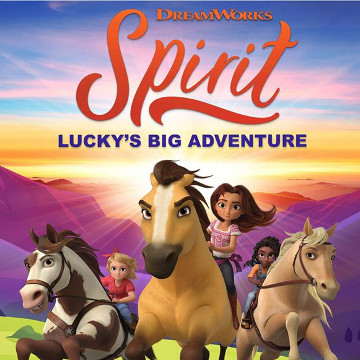 Review: Spirit Lucky's Grote Avontuur