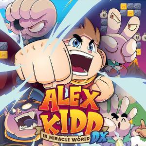 De legendarische Alex Kidd keert terug in Alex Kidd in Miracle World DX!