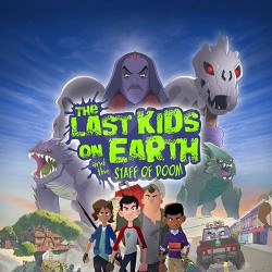 Review: The Last Kids on Earth and the Staff of Doom