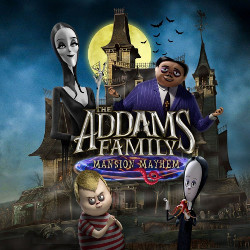 The Addams Family: Huize Herrie