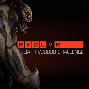 Speel dit weekend Evolve en de Goliath Voodoo Challenge