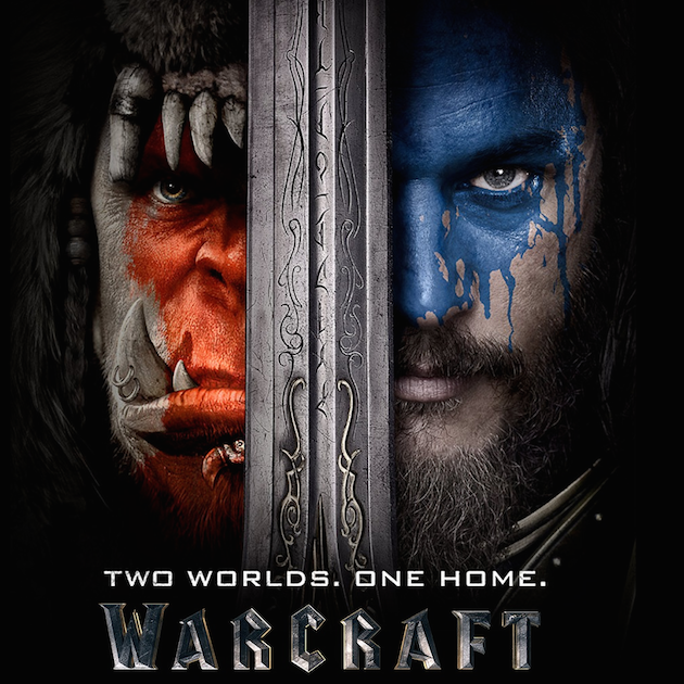 Dit is de Warcraft film