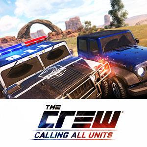The Crew Calling All Units nu beschikbaar