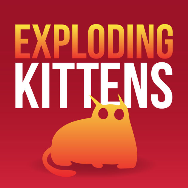 Review kaart- en bordspellen: Exploding Kittens