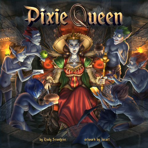 Review kaart- en Bordspellen: Pixie Queen