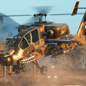 Nu in GTA Online: Hunter Attack Chopper, 16 nieuwe transform races en meer