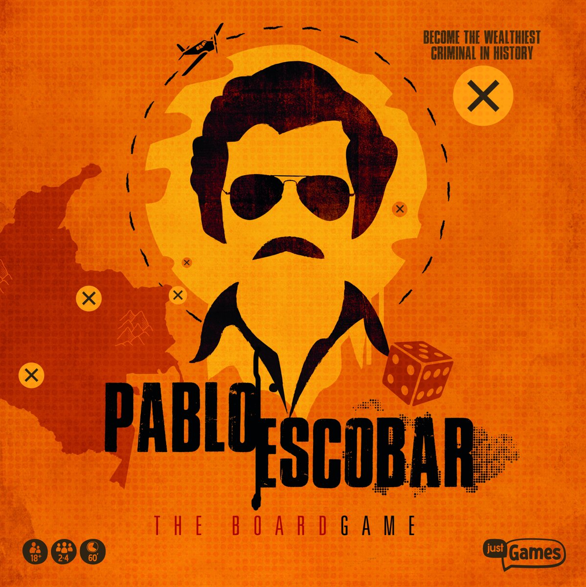 Review Kaart- en Bordspellen: Pablo Escobar: The Boardgame