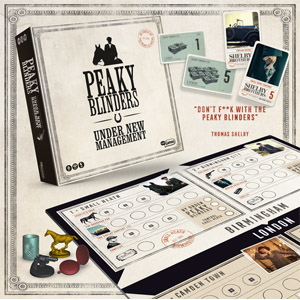 Kaart- en Bordspellen: Peaky Blinders - Under New Management