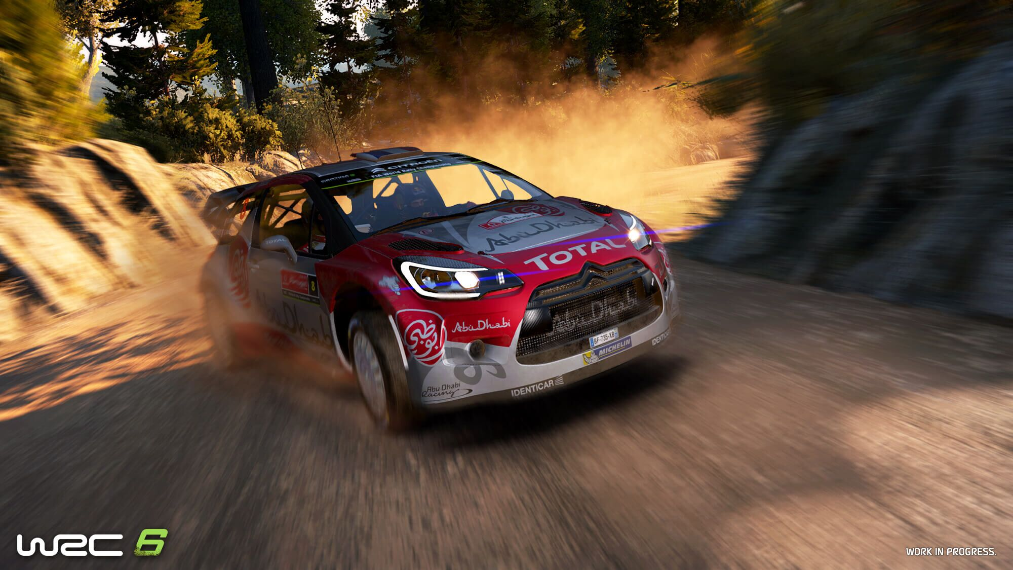Review WRC 6